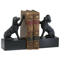 Cyan Design Dog Old World Bookend