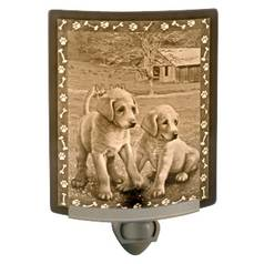 Puppy Night Light