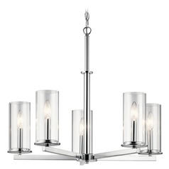 Kichler Lighting Crosby Chrome Chandelier