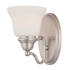 Savoy House Lighting Pewter Sconce