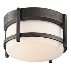 Kichler Lighting Kichler Outdoor Ceiling Light in Iron Finish 49125AVI
