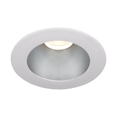 WAC Lighting Tesla Haze White LED Recessed Trim
