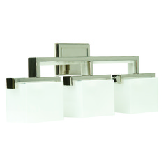 Craftmade Kade Polished Nickel Bathroom Light