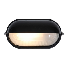 Access Lighting Nauticus Black Outdoor Wall Light
