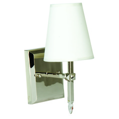 Craftmade Garnett Polished Nickel Sconce