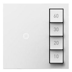 Legrand Adorne SensaSwitch Manual-On / Timed-Off
