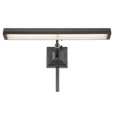 WAC Lighting Hemmingway Rubbed Bronze LED Picture Light
