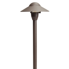 Kichler Path Light in Bronze Finish