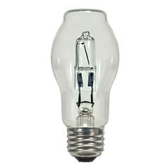 Halogen BT15 Light Bulb Medium Base 2900K 120V
