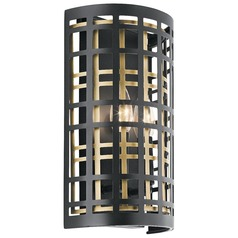 Sconce Black Aldergate by Kichler Lighting