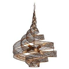 Varaluz Flow Hammered Ore Pendant Light