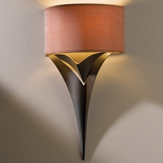Hubbardton Forge Lighting Calla Bronze Sconce