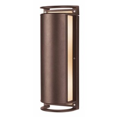 Access Lighting Poseidon Bronze LED Outdoor Wall Light