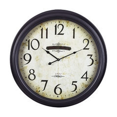 Sterling Lighting Clock in _ Finish 118-034