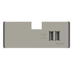 Legrand Adorne USB Outlet Module