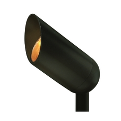 Modern LED Flood / Spot Light in Bronze Finish