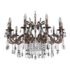 Avelli 10 Light Crystal Chandelier