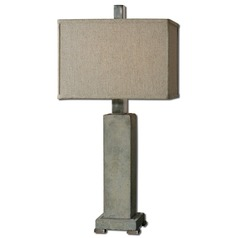 Uttermost Risto Concrete Table Lamp