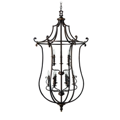 Pendant Light in Olde Bronze Finish