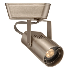 WAC Lighting Brushed Nickel Track Light For H-Track