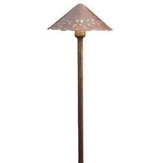 Kichler LED Path Light in Textured Tannery Bronze Finish