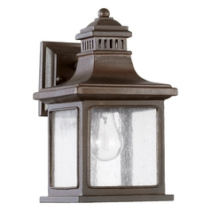 Quorum Lighting Magnolia Oiled Bronze Outdoor Wall Light