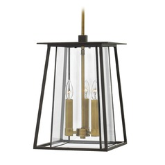 Bronze LED Outdoor Hanging Light by Hinkley Lighting