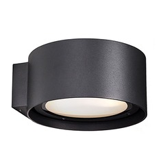 Kuzco Lighting Modern Black LED Outdoor Wall Light 3000K 1200LM
