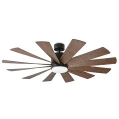 Modern Forms Oil Rubbed Bronze 60-Inch LED Smart Ceiling Fan 2041LM 3000K