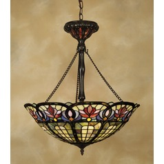 Quoizel Lighting Tiffany Pendant TF1438VB