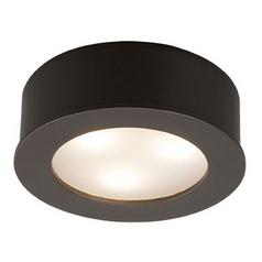 wac lighting copper bronze led puck light 58 00 brand wac lighting. Black Bedroom Furniture Sets. Home Design Ideas