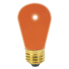 Incandescent S14 Light Bulb Medium Base 130V by Satco