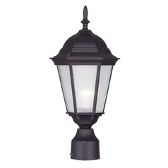 Livex Lighting Hamilton Bronze Post Light