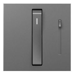 Legrand Adorne Magnesium Dimmer Switch