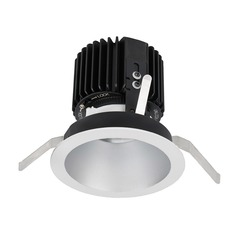 WAC Lighting Volta Haze White LED Recessed Trim