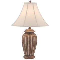 Design Classics Lighting Urn Table Lamp in Bronze - Shade Not Included DCL M6756-2-40