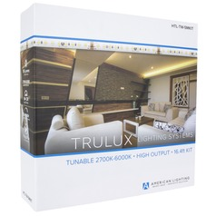 American Lighting LED Trulux White 196.80-Inch LED Tape Light Kit