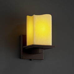 Justice Design Group Candlearia Collection Sconce