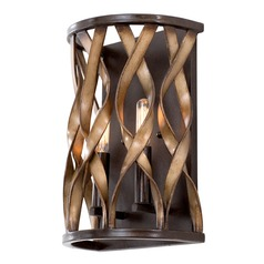 Kalco Soho Milk Chocolate Sconce