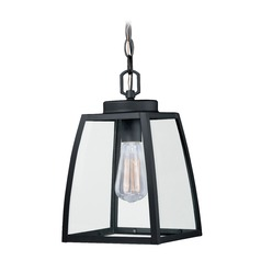 Granville Oil Burnished Bronze Outdoor Hanging Light by Vaxcel Lighting