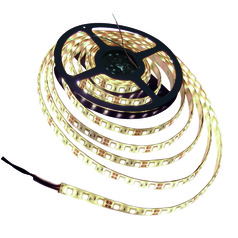 12-Volt 3000K LED Tape Light - 16.4-Feet Long - 300 Lumens Per Foot