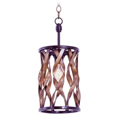 Kalco Soho Milk Chocolate Mini-Pendant Light