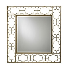 Moorish Style Wall Mirror