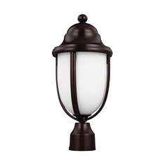 Feiss Lighting Vintner Outdoor Heritage Bronze Post Light