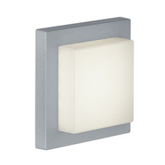 Arnsberg Hondo Light Grey / Titanium LED Outdoor Wall Light