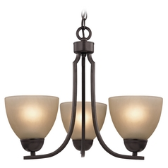 Cornerstone Lighting Kingston Oil Rubbed Bronze Chandelier