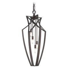 Savoy House English Bronze Pendant Light