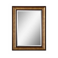 The Uttermost Company Mirror in Antiqued Gold Finish 14194 B