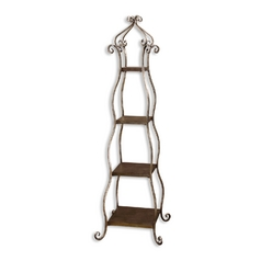 Uttermost Lighting Shelving 26118
