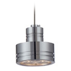 Lite Source Lighting Elaxi Aluminum LED Mini-Pendant Light